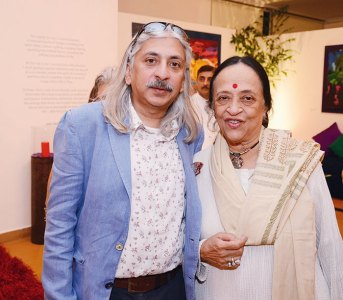 Sanjoy K Roy, Anjolie Ela Menon