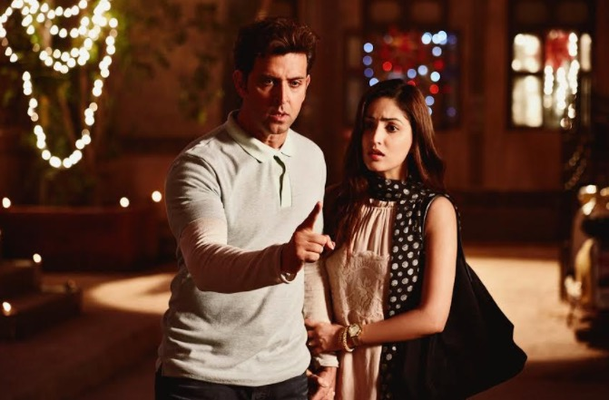 Kaabil movie review, hrithik roshan