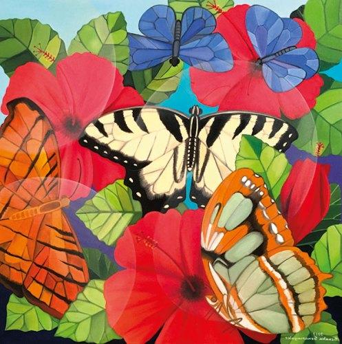 Butterflies, 2017
