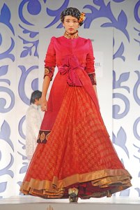 Amby Valley Bridal Couture Week 2010
