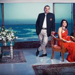 Sheetal and Biren Vaidya, Rose, The Luxury Jewellery Salon
