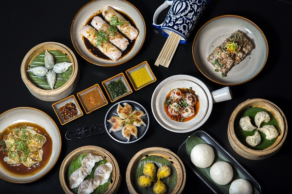 Dim sum feast at Zega Hyderabad