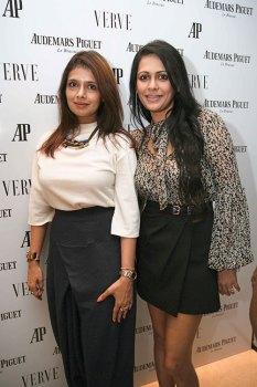 Shruti Sancheti, Shalini Chuganee