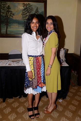 Shuchi Kothari & Aditi Kothari