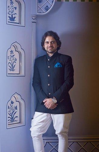 Siddharth Kasliwal: making a difference