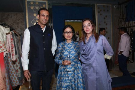 Siddhartha Bindra, Anju Modi, Priyanka Chawla