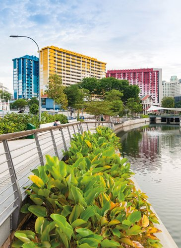 The historic Rochor Canal