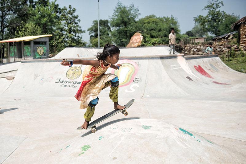 e1fce792de How Skateboarding Has Sparked A Gender Revolution In India