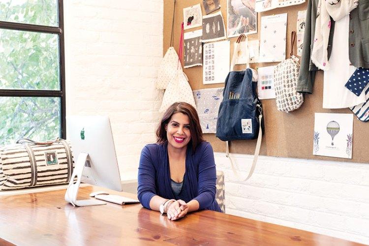 Divya Kapoor of Nicobar