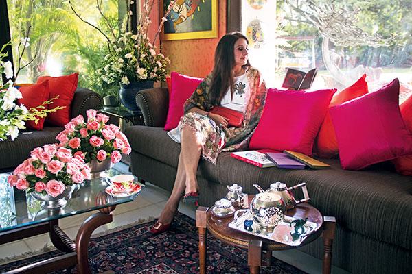 Sonal Ambani, Creative Curator, Louis Vuitton