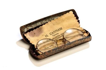 Mahatma Gandhi's spectacles