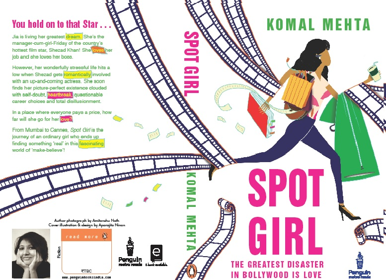 Spot Girl, Book Review