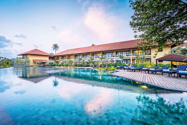 Anantara Peace Haven in Tangalle