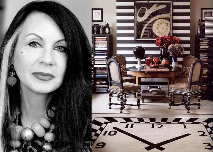 Sue Timney, Textile Designer, Interior Designer, British,