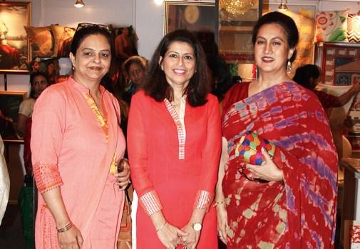 Sujata Sethi, Rachna Dewan, Nazneen Bedi