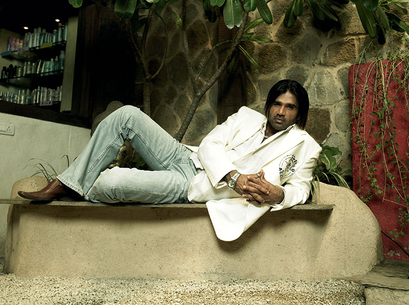 Suniel Shetty, Bollywood Actor