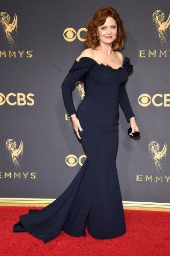 Susan Sarandon in Zac Posen