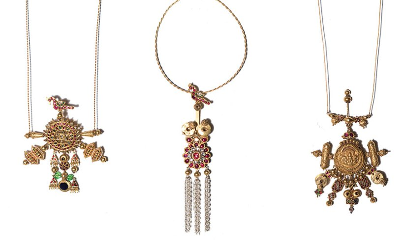 From left to right: Peacock's Perch; Fifty Shades Of Ruby; Temple Collier