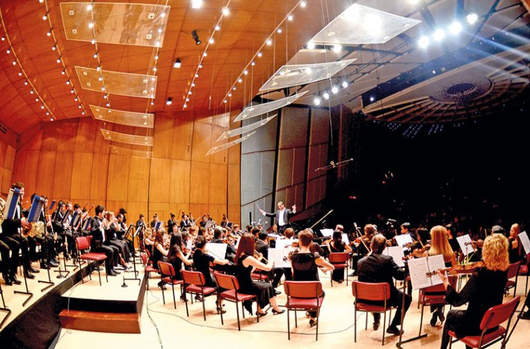 The Symphony Orchestra of India