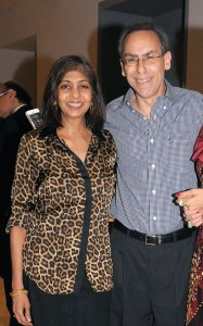 Tabu and Richard Rothman