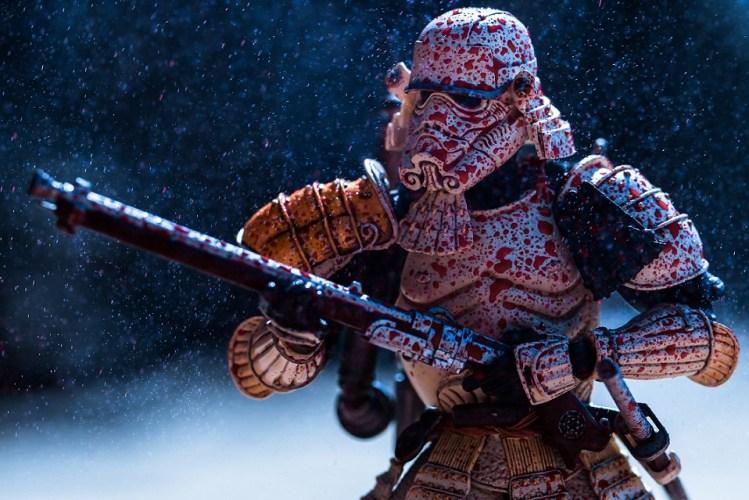 Sandtrooper from Star Wars