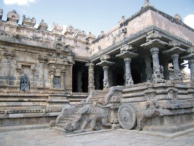 Darasuram: architectural treasure