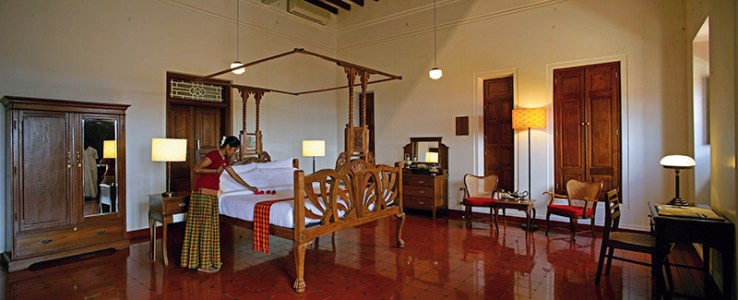 Visalam: antique-filled suites