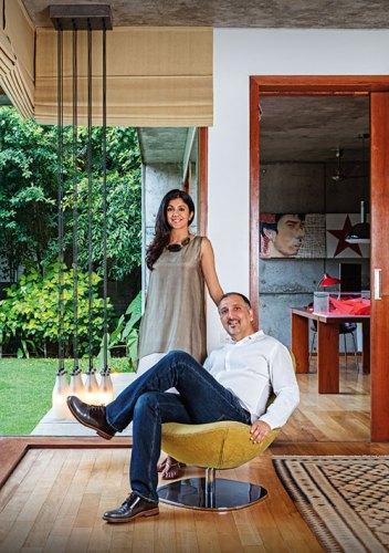 Tania and Sandeep Khosla: global inspiration