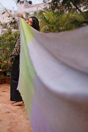 Sari, from Leena Das at Village Art.
