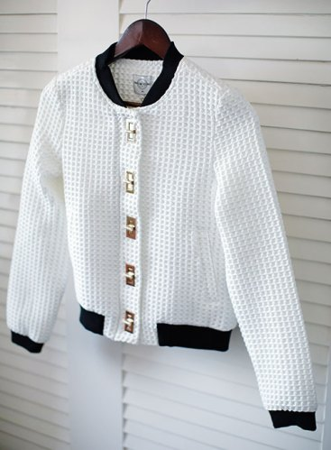 Jacket, from Tailor & Elbaz