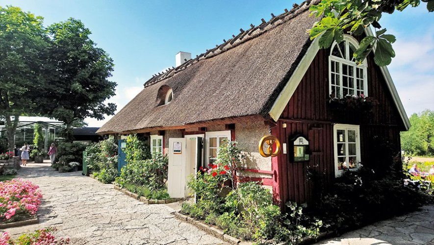 The Flickorna Lundgren Cottage, Skåne County