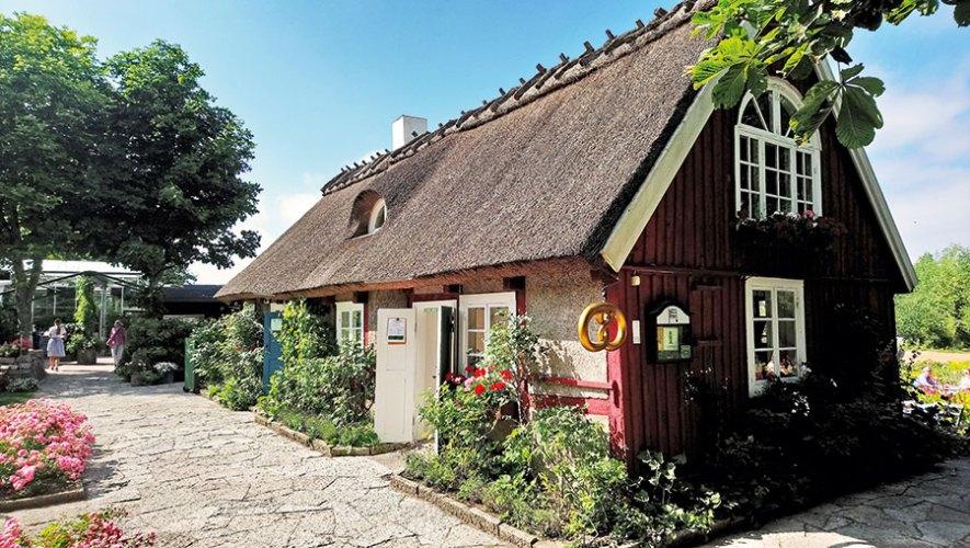 The Flickorna Lundgren Cottage, Skåne County