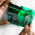 Zambia, Africa, Gemfields, Inkalamu Lion, 5,655-carat, Emeralds, New Delhi, Diacolor, DLF Emporio, Women leaders, , Culture