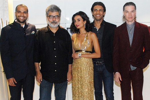 Neil Bhoopalam, Vickram Kapadia, Ira Dubey, Rajeev Siddhartha, Luke Kenny