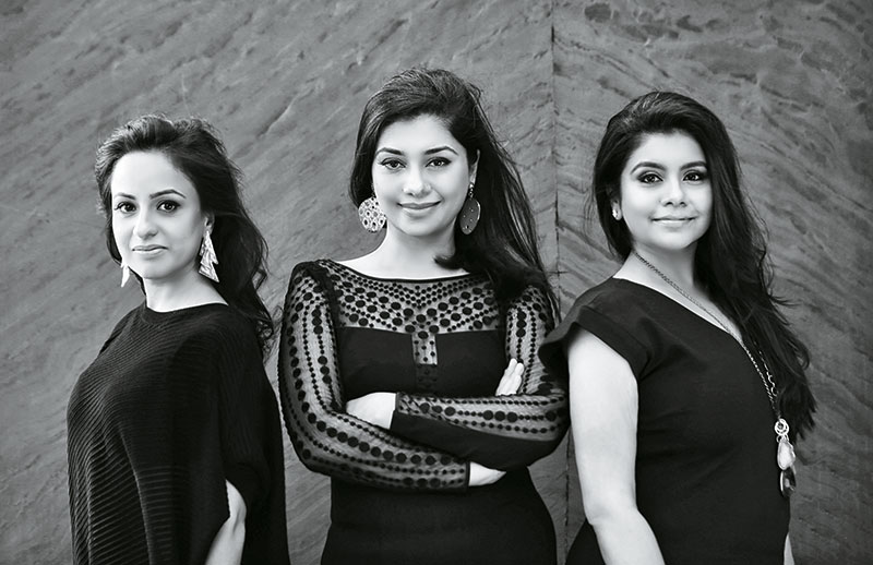 The Mommy Network, Kiran Chaudhry Amlani, Shreya Lamba, Tejal Bajla