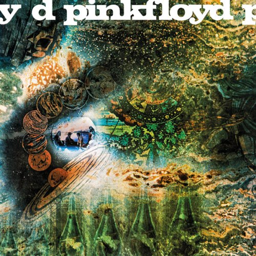 A Saucerful of Secrets album cover