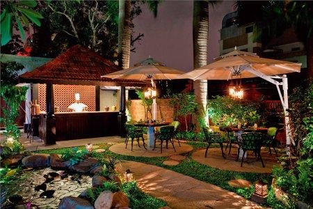 Karavalli Restaurant, The Gateway Hotel