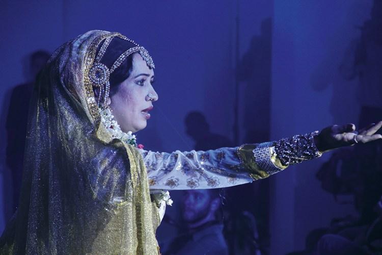 The spectacular transgender Dancing Queen Madhuri Sarode