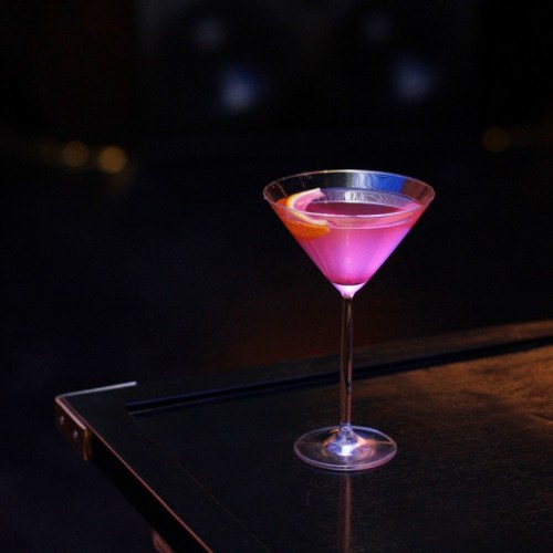 Twisted Cosmo
