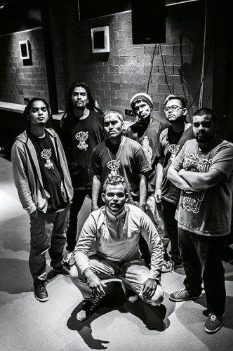 The Swadesi crew from Mumbai