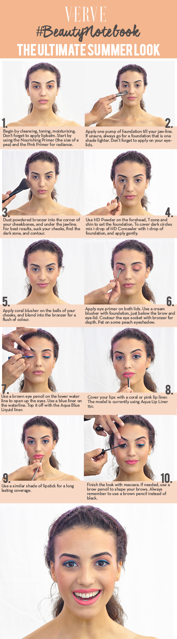 Click On The Image For Product Details: Beautynotebook: 10 Simple Steps For  A Fresh