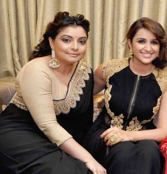 Vaibhavi Merchant, Parineeti Chopra