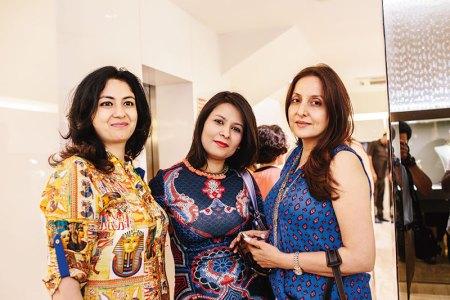 Reema Chawla, Nicky Singh, Shubha Rawla