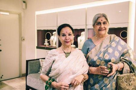 Rita Kapoor, Urvashi Khosla