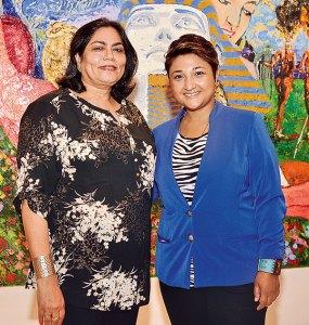 Verve's Arti Sarin, Sharmistha Ray