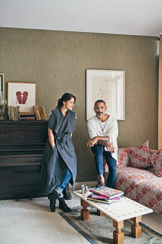 Vidushi and Nikhil Mehra: fashion meets functionality