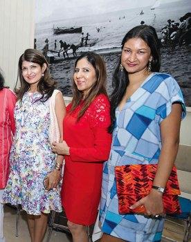 Vidya Zaveri, Priyanka Thakur, Gauri Devidayal