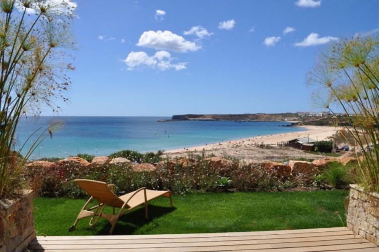 View from Martinhal Beach Resort & Hotel