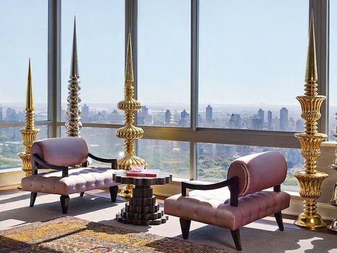 Filials by Viya Home at a Manhattan apartment