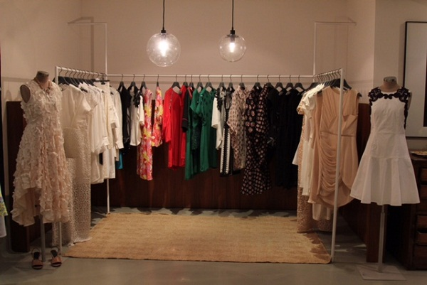 Vizyon SS15 Collection at the exclusive pop-up at Le Mill